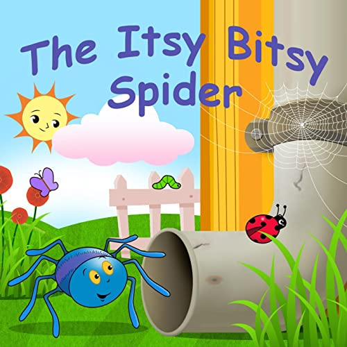 The Itsy Bitsy Spider by My Digital Touch on Amazon Music ...