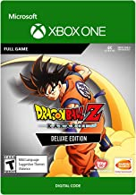 Dragon Ball Z: Kakarot Deluxe Edition - Xbox One [Digital Code]