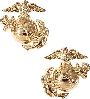 Rothco Men's Gold Marine Corp Globe & Anchor Military Insignia