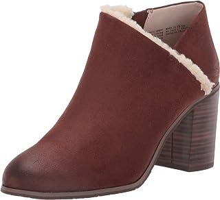 حذاء برقبة حتى الكاحل للسيدات من BC Footwear لون بني، 9. 5 B US