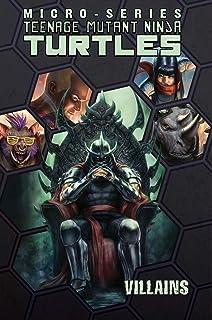 Teenage Mutant Ninja Turtles Villains Micro-Series Volume 2