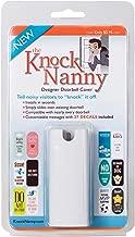 Knock Nanny Door Bell Cover, White