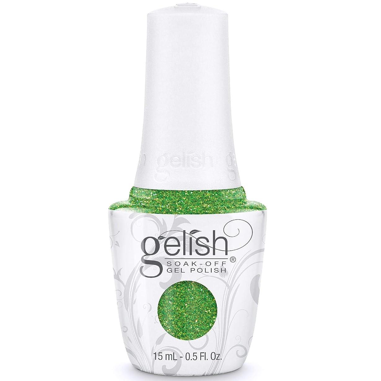 化石相反するグラディスHarmony Gelish Gel Polish - 2017 Little Miss Nutcracker -You Crack Me Up - 0.5oz/15ml