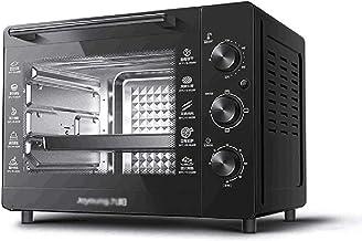 Mini Four multifonctionnel Ménage 32L Capacité Contrôle de la température précise avec la minuterie Pizza Pizza Food Machi...
