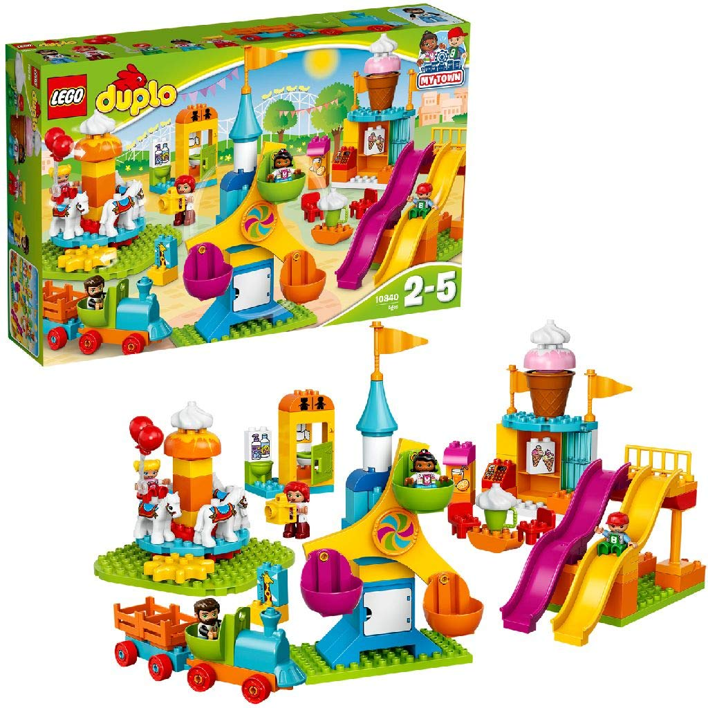 LEGO DUPLO Town - Gran Feria (10840): Amazon.es: Juguetes y juegos