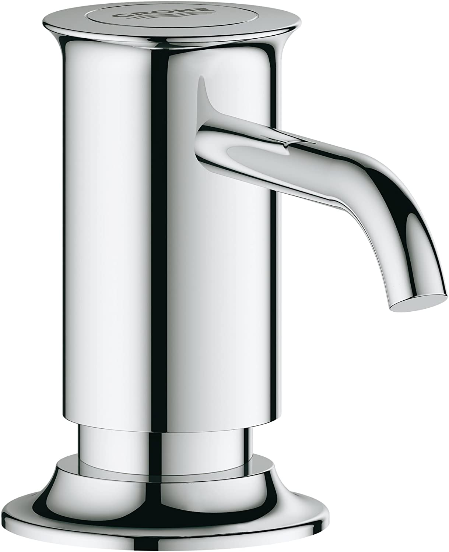 GROHE 40537000 - Dispensador de jabón para grifos Parkfield-Sink
