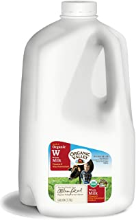 Best Organic Valley, Ultra Pasteurized Organic Whole Milk, Gallon, 128 fl oz Review