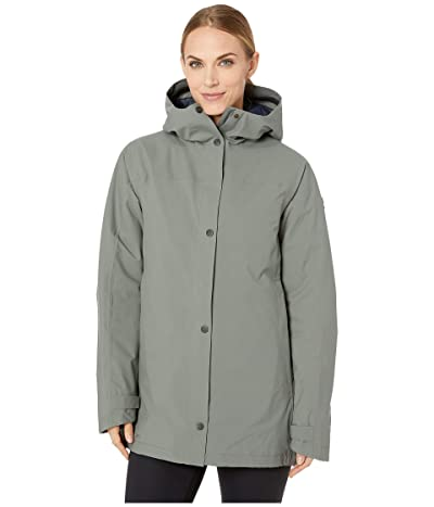Fjallraven High Coast Eco-Shell Padded Parka (Thunder Grey) Women