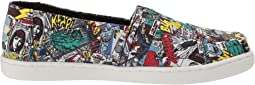 Multi Marvel Comic Pop Print