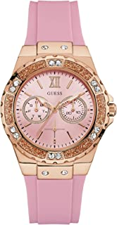 Guess W1053L3 Analog-Digital Watch For Women - Dress Watch