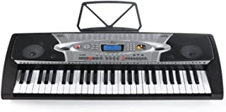 Joy 54-Key Portable Electronic Keyboard for Beginners with I