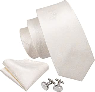 TieMart Special Purchase Slim Tie and Pocket Square Set in Preston
