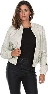 Best white flight bomber jacket Reviews