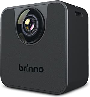 Brinno TLC120A-BK HDR Time Lapse Video Camera, Black