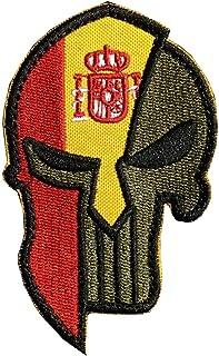 Ohrong Bandera nacional de España Punisher Molon Labe