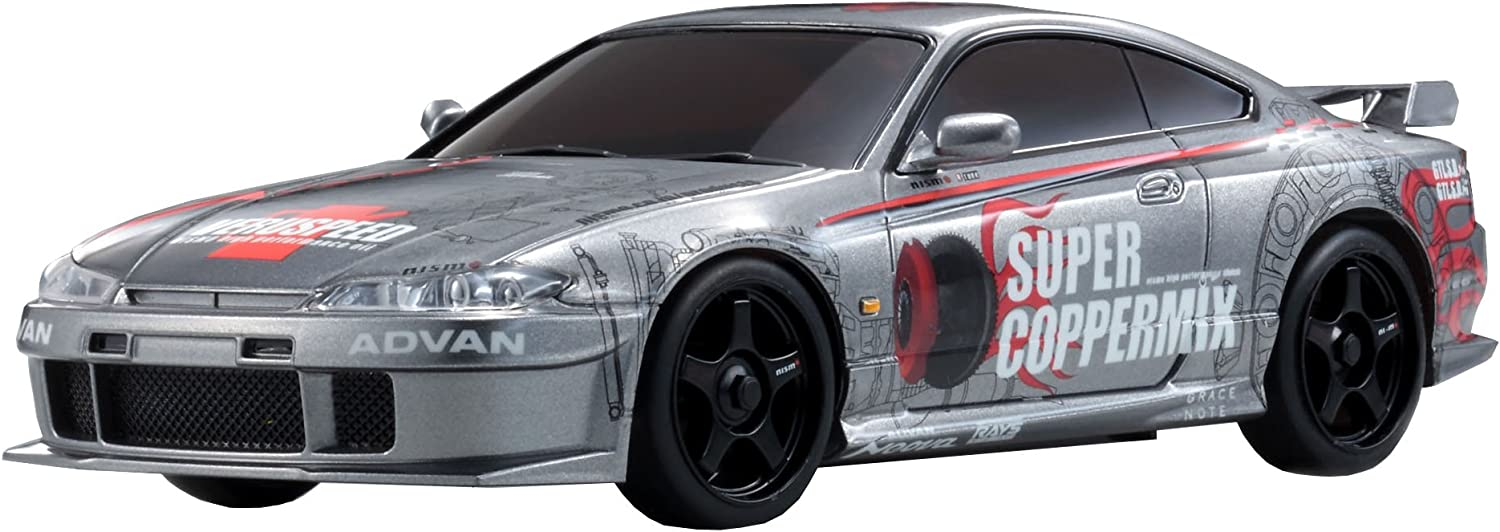 Kyosho ASC MR015RM   RC CAR PARTS   NISMO SILVIA Rtune PredO MZP124SS ( Japanese Import ) (japan import)
