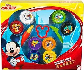 Sambro Mickey Dough Box Set, Multi-Colour, Dsm4-4718