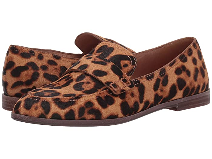 Madewell  Alex Loafer (Truffle Multi Haircalf) Womens Shoes