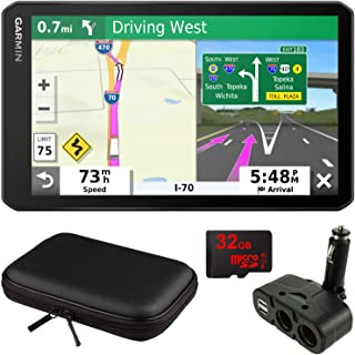 Garmin dezl OTR700 7' GPS Truck Navigator (010-02313-00) with Accessory Bundle