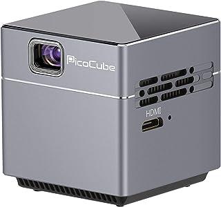 小型プロジェクター Felicross PicoCube X ピコキューブ エックス Android搭載 Wifi bluetooth HDMI USB ゲーム Netflix Youtube Primeビデオ