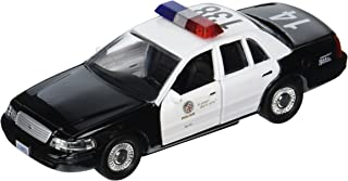 Daron LAPD Crown Vic Police Car 1/43 Scale