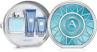 Azzaro Chrome Gift Set, 5.1 fl. oz.