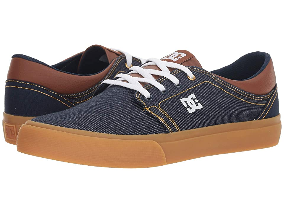 DC Trase TX SE (Washed Indigo) Men