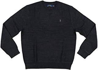 Polo Ralph Lauren Italian Yarn Wool Crewneck Sweater