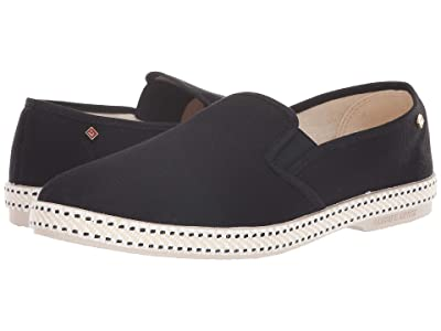 Rivieras Classic 10 Slip-On (Black) Men