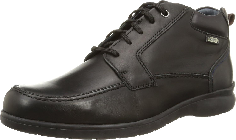 Pikolinos Mens San Lorenzo M1C-8046 Leather shoes