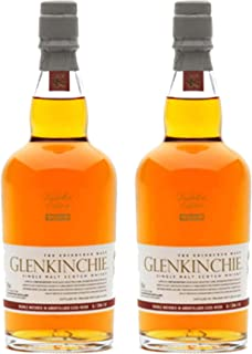 Glenkinchie 12 Years/Jahre, 2er, Single Malt, Whisky, Scotch, Alkohol, Alokoholgetränk, Flasche, 43%, 200 ml, 605317