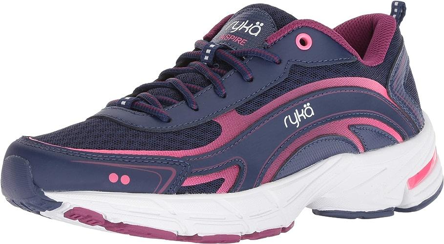 Ryka Wohommes Inspire en marchant chaussures, bleu, 8 W US