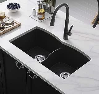 Black Kitchen Sink Lavello Subito 200U 31