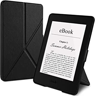 FunkyMouse Amazon第10世代Kindle Paperwhiteカバー 電子書籍リーダー保護ケース Kindle Paperwhite10代目カバー(2018年Newモデル)オートスリープ 保護カバー 全面保護ケース 2018キン...