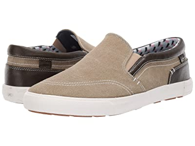 Ben Sherman Pete Slip-On V2 (Olive) Men