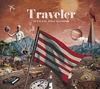 Traveler (初回限定LIVE Blu-ray盤) Official髭男dism