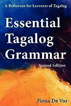 10 Mejor Essential Tagalog Grammar de 2020 – Mejor valorados y revisados