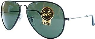 0babbaf2ea Ray-Ban Aviator RB 3025, Gafas de Sol Unisex, NULL, NULL