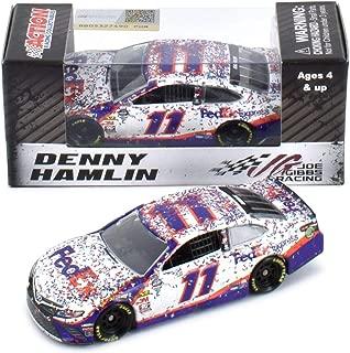 Lionel Racing Denny Hamlin 2019 Daytona 500 Win FedEx Raced Version NASCAR Diecast Car 1:64 Scale