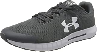 Under Armour Micro G Pursuit Men's Trainers, Jogging Shoes Featuring Micro G Foam, Flexible and Comfortable Sport and Gym ...
