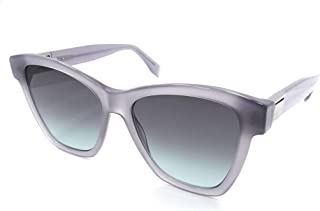 PEEKABOO FF 0289/S GREY/DARK GREY SHADED 55/17/140 women Sunglasses