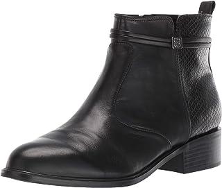 Bandolino Footwear Women's Danny Ankle Boot, Black, 5.5 M US