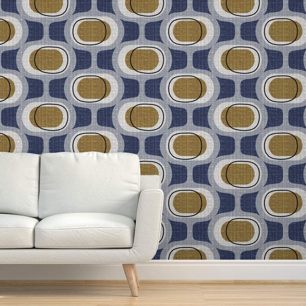 Buy Spoonflower Peel and Stick Removable Wallpaper ...