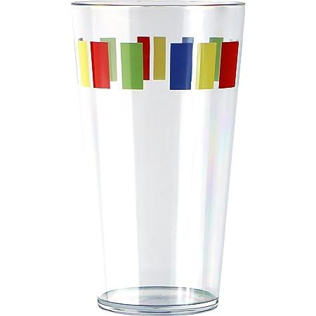 Corelle Coordinates Memphis Acrylic Tumbler Glasses 19 Ounce Set Of 6 Juice Glasses Kitchen Dining