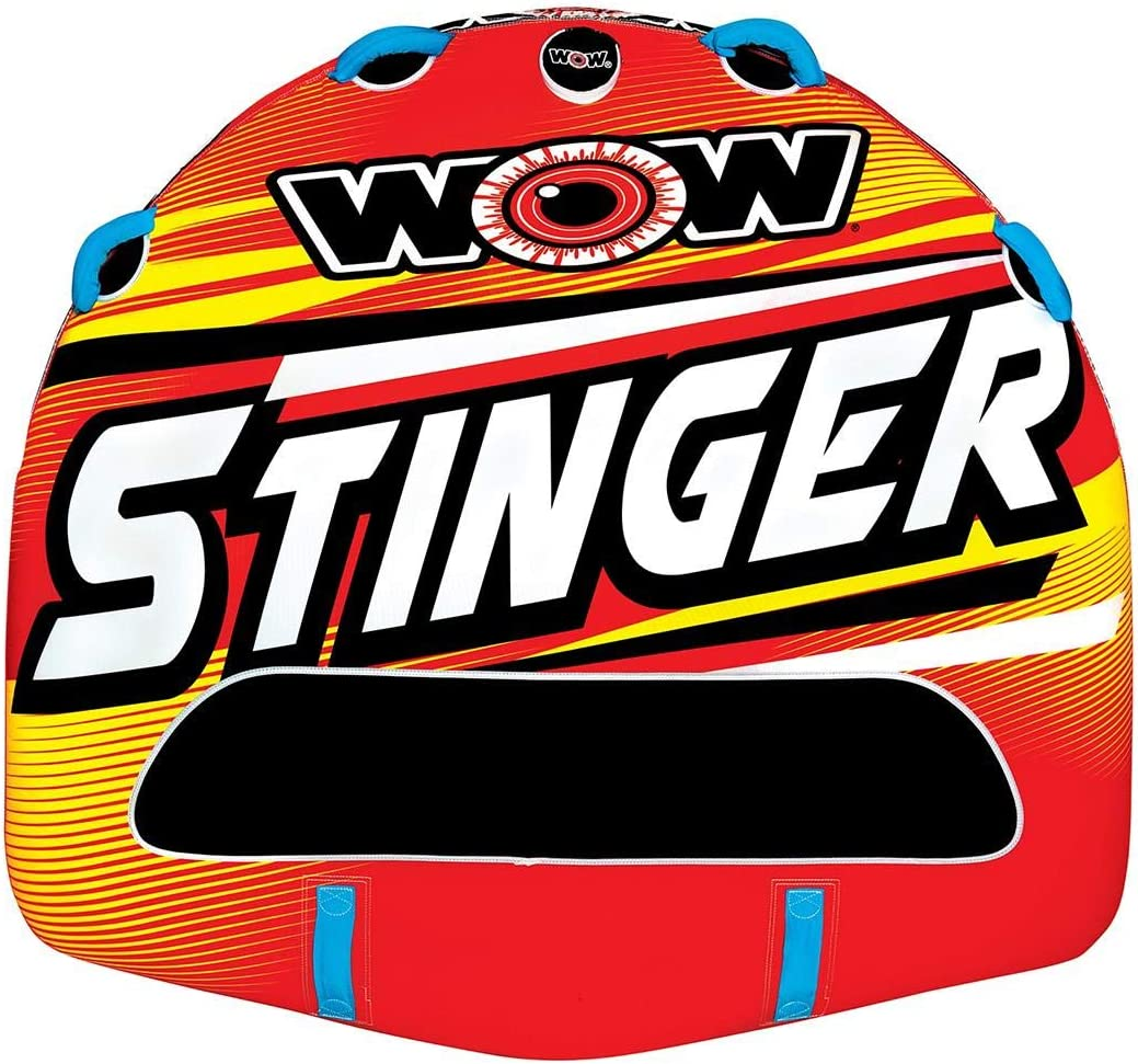 Wow Max 81% OFF Stinger 2-Person Towable Tube Purchase