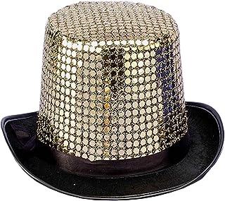 Forum Novelties Men's Sequin Novelty Top Hat