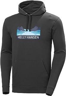 Helly Hansen Nord Graphic Hoodie-62975 Sudadera con Capucha para Hombre. Hombre