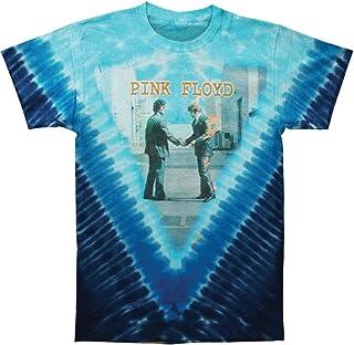 Pink Floyd Men's Wish You were Here Tie Dye T-Shirt Multi