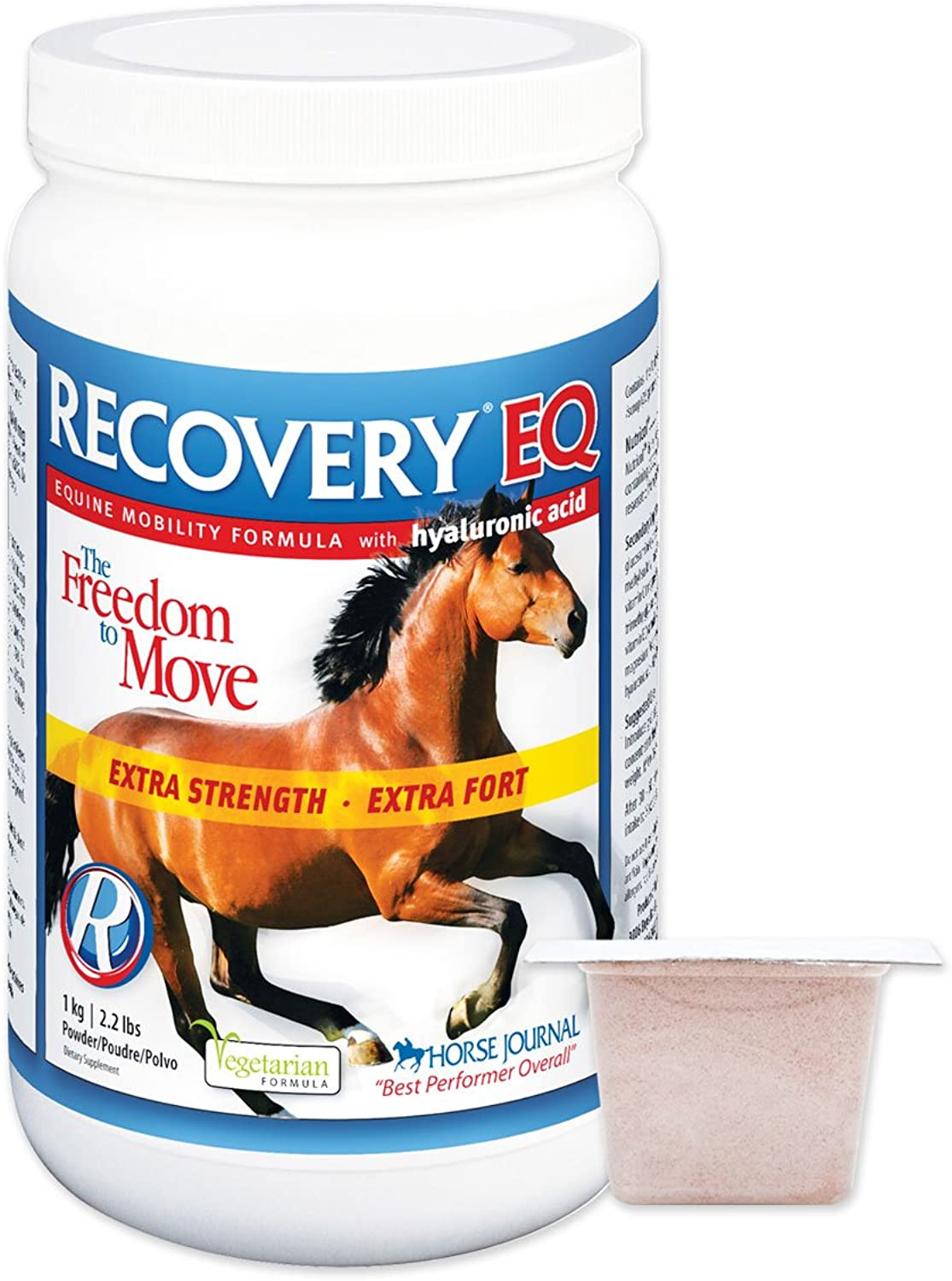 Biomedical Labs Recovery Eq Ex Strength  2.2 Lb