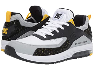DC Vandium SE (Black/Grey/Yellow) Men